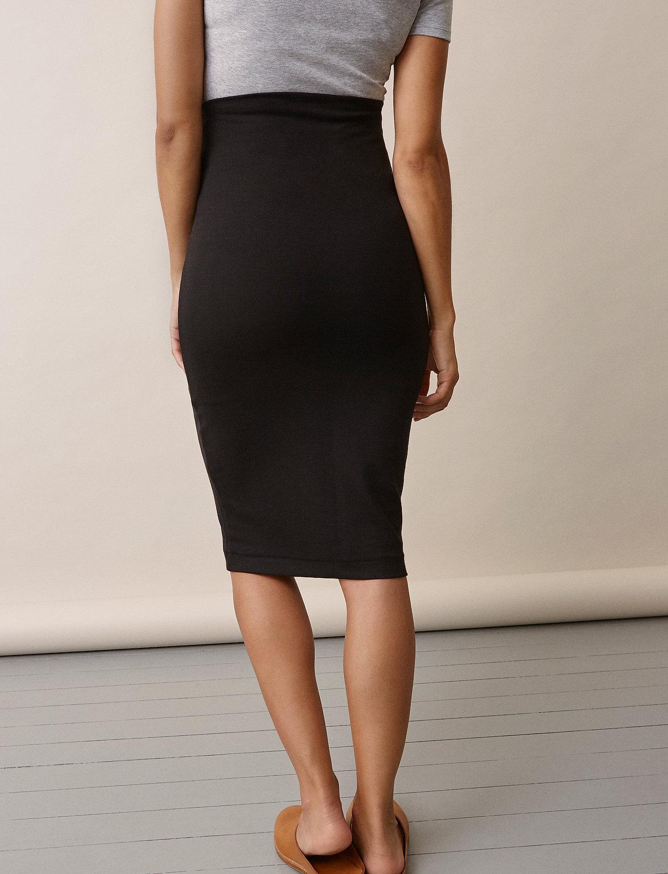 Boob - OONO pencil skirt - midi nederdele - black - 4