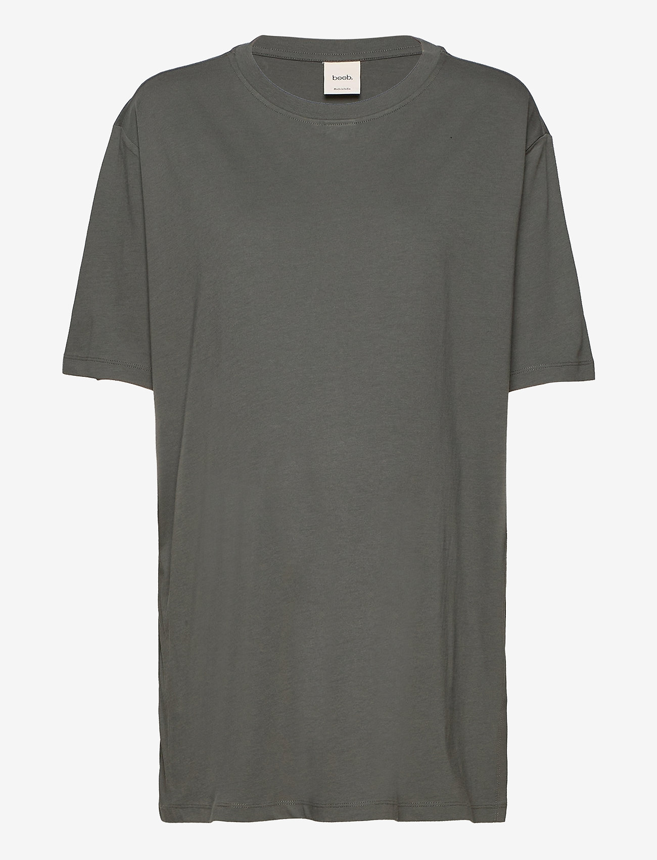 Boob - The-shirt oversized - t-shirts - willow green - 0