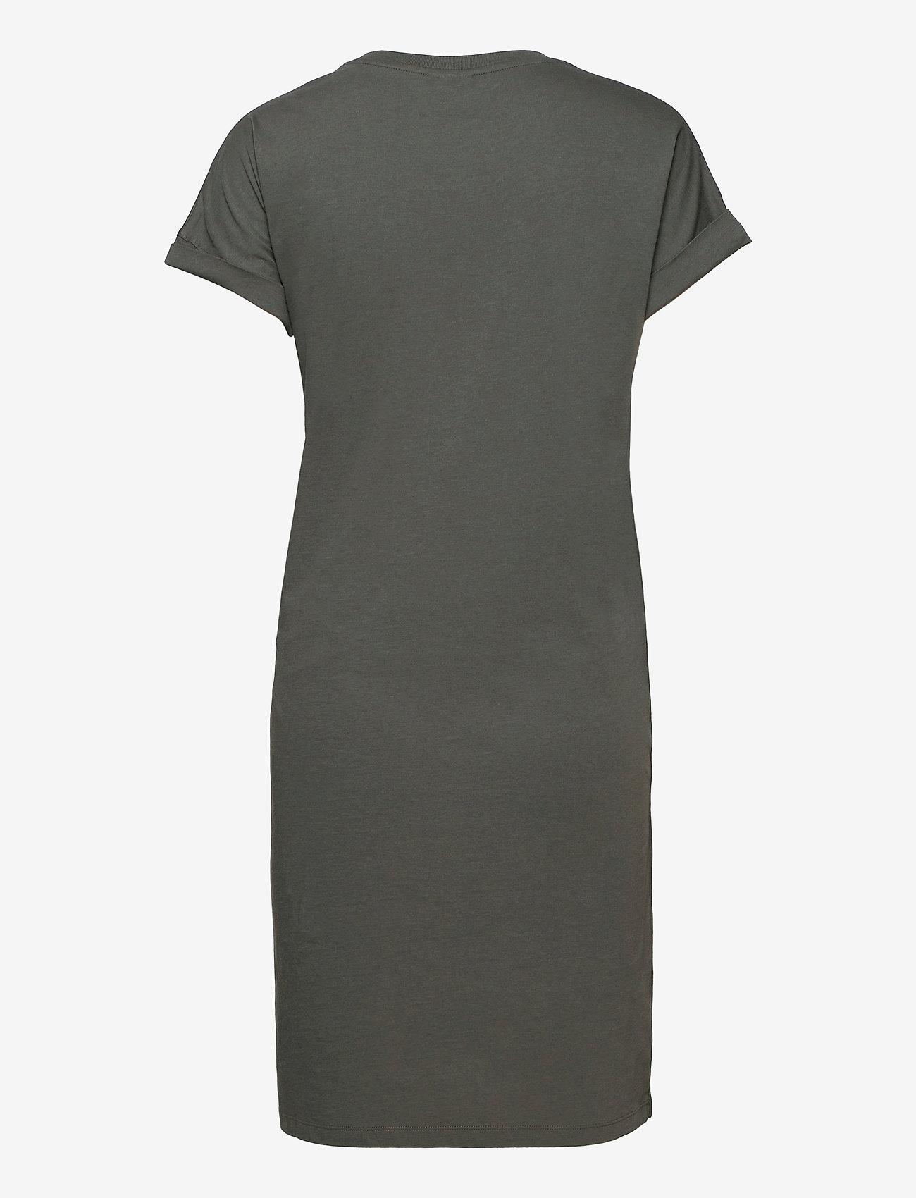 Boob - The-shirt dress - sommerkjoler - willow green - 1