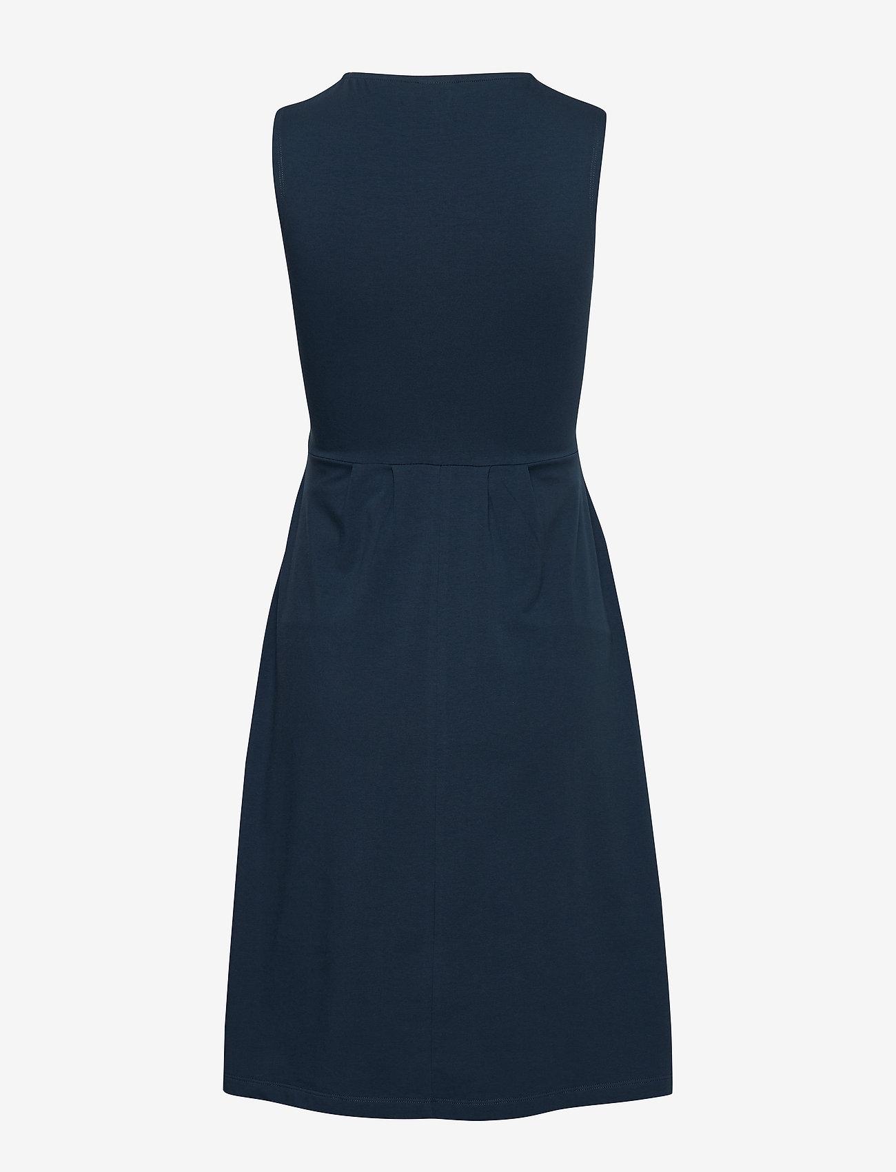 Boob - Tilda dress - midi dresses - thunder blue