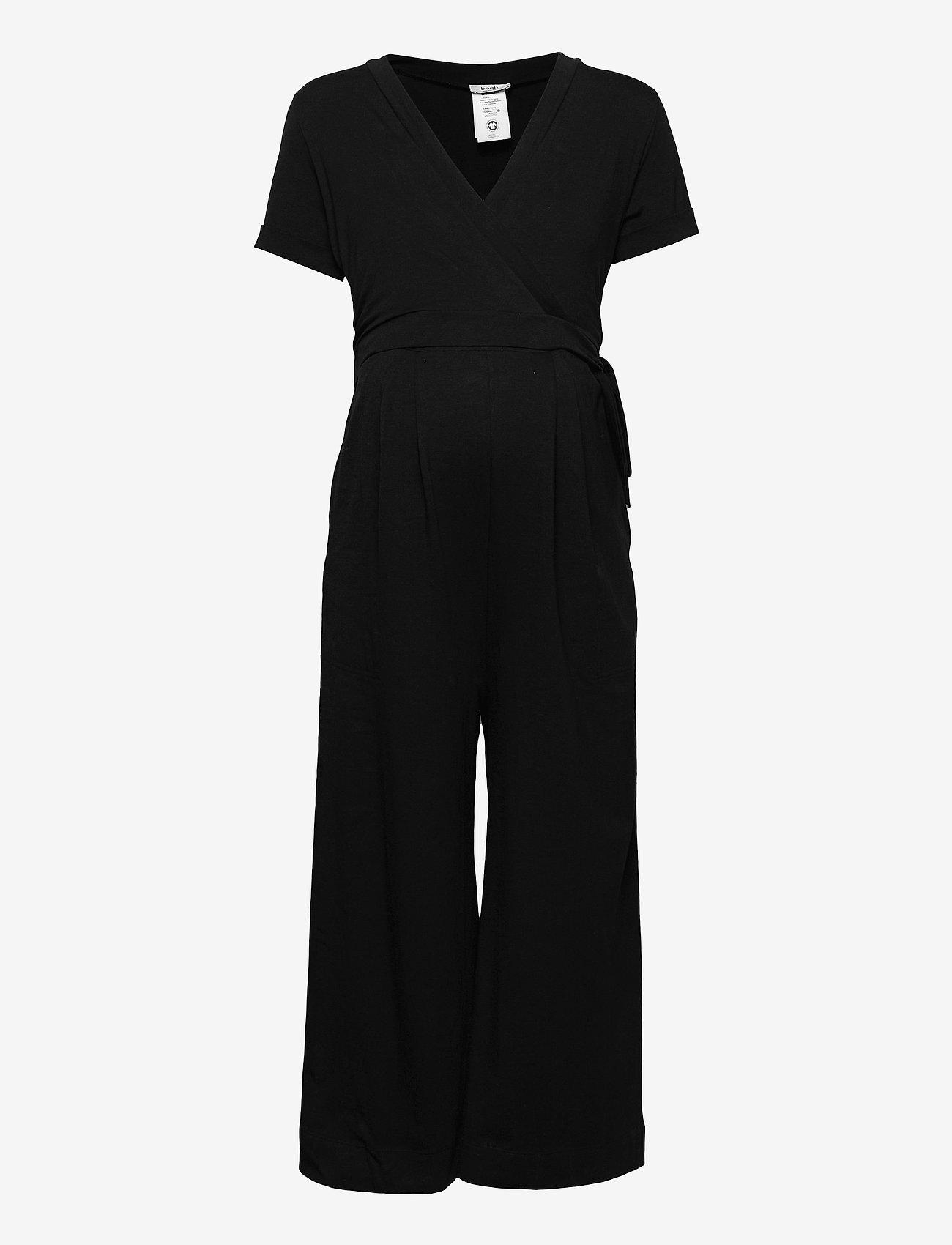 Boob - Amelia jumpsuit - kleding - black - 0