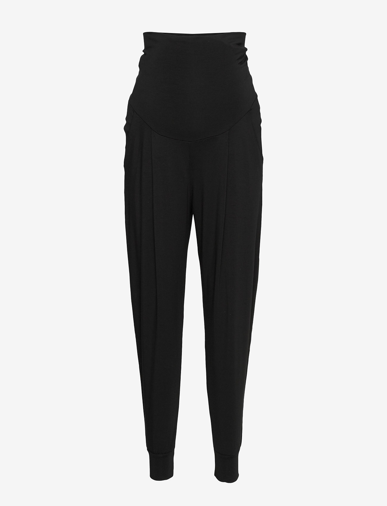 Boob - Once-on-never-off easy pants - straight leg trousers - black