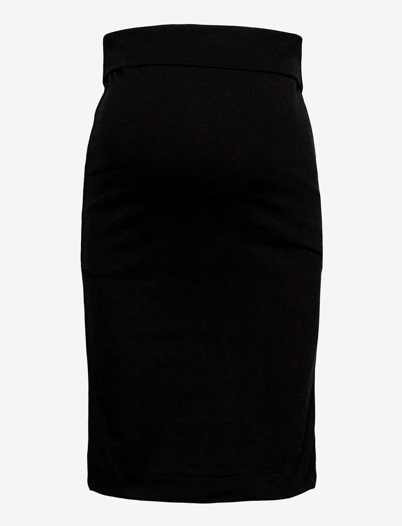 Boob - OONO pencil skirt - midi nederdele - black - 1