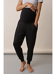 Boob - Once-on-never-off easy pants - straight leg trousers - black - 3