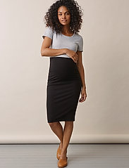 Boob - OONO pencil skirt - midi nederdele - black - 5
