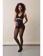 Boob - Maternity compression tights - basic pantyhose - black - 3