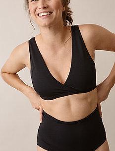 24/7 bra - bra without wire - black