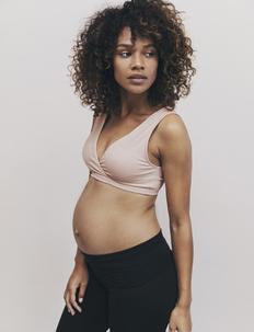 24/7 bra - bra without wire - soft pink