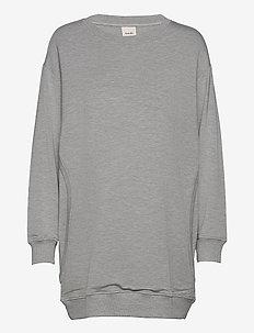 BFF sweatshirt - sweatshirts - grey melange