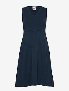 Tilda dress - THUNDER BLUE