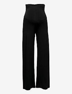 OONO lounge pants - straight jeans - black