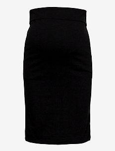 OONO pencil skirt - midinederdele - black