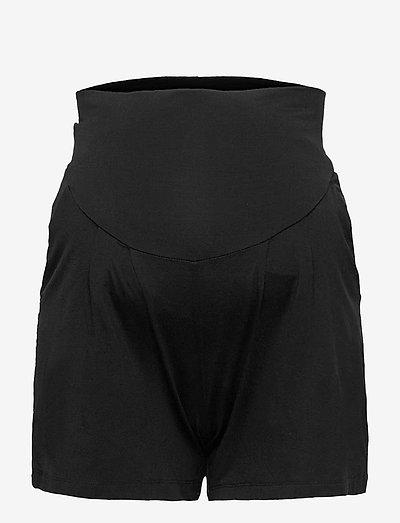 OONO easy shorts - casual shorts - black