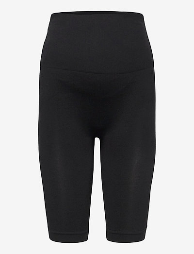 Support bike shorts - cycling shorts - black