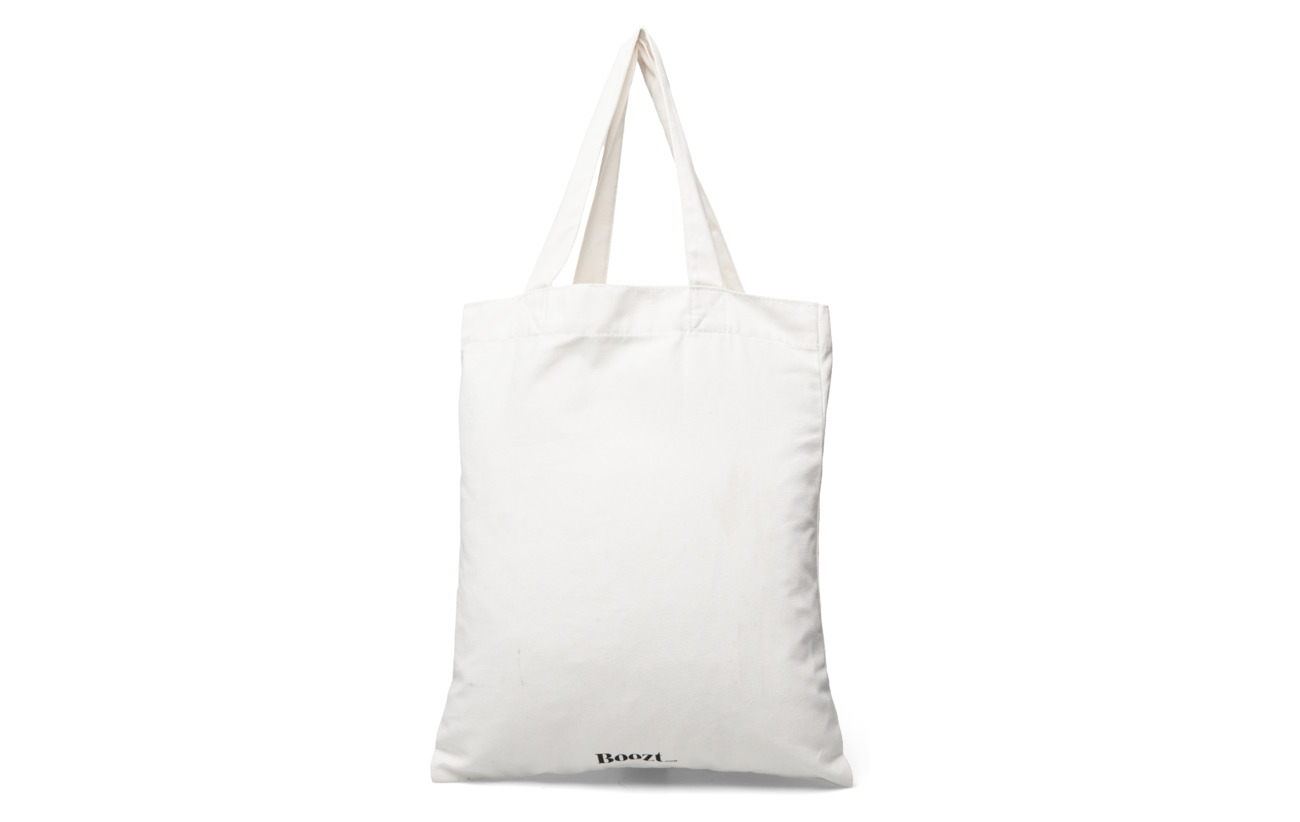 100 Off Coton Twill Merchandise White Totebag Boozt qCEOfxIwn