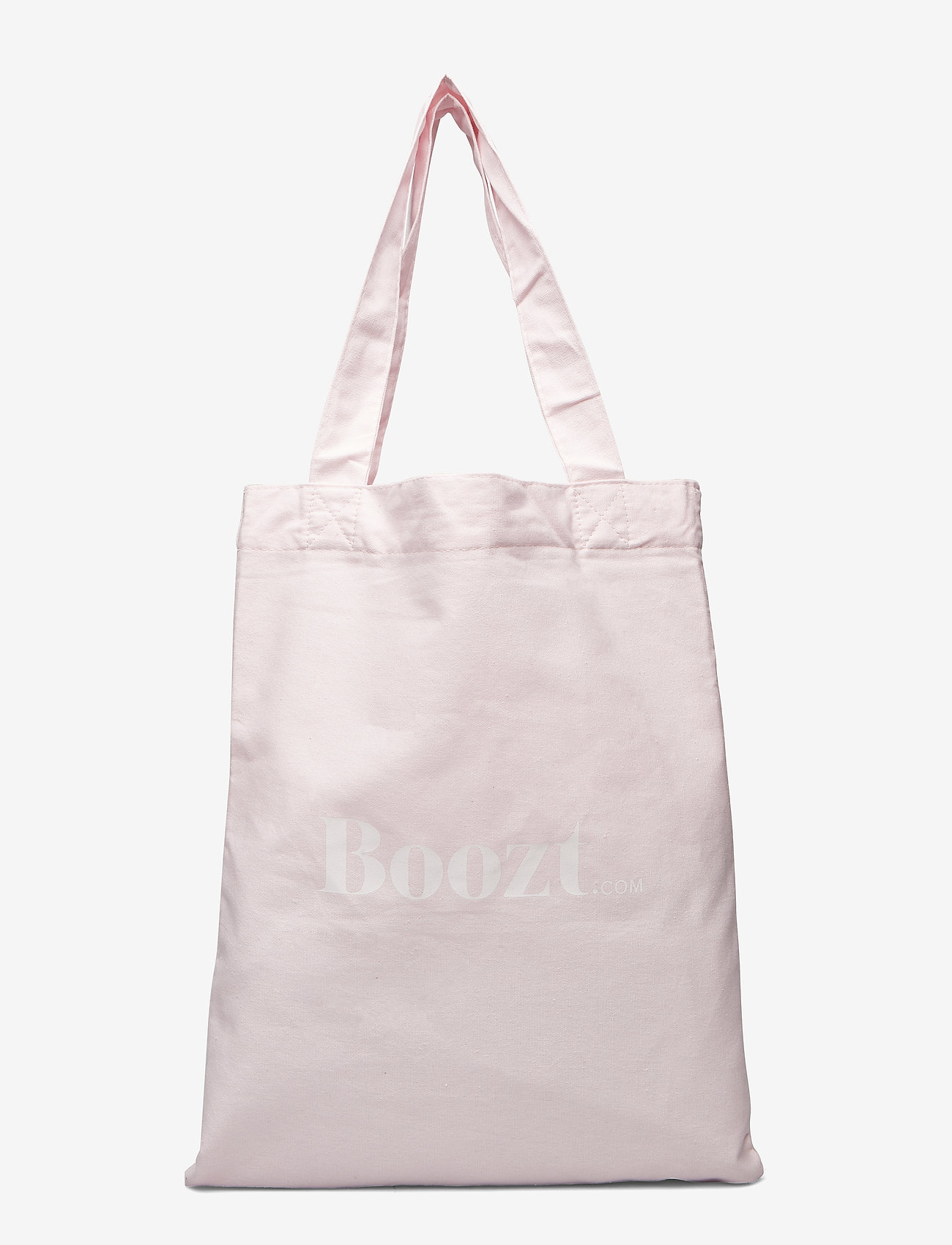 Boozt Merchandise - Boozt totebag - shoulder bags - lt pink - 0