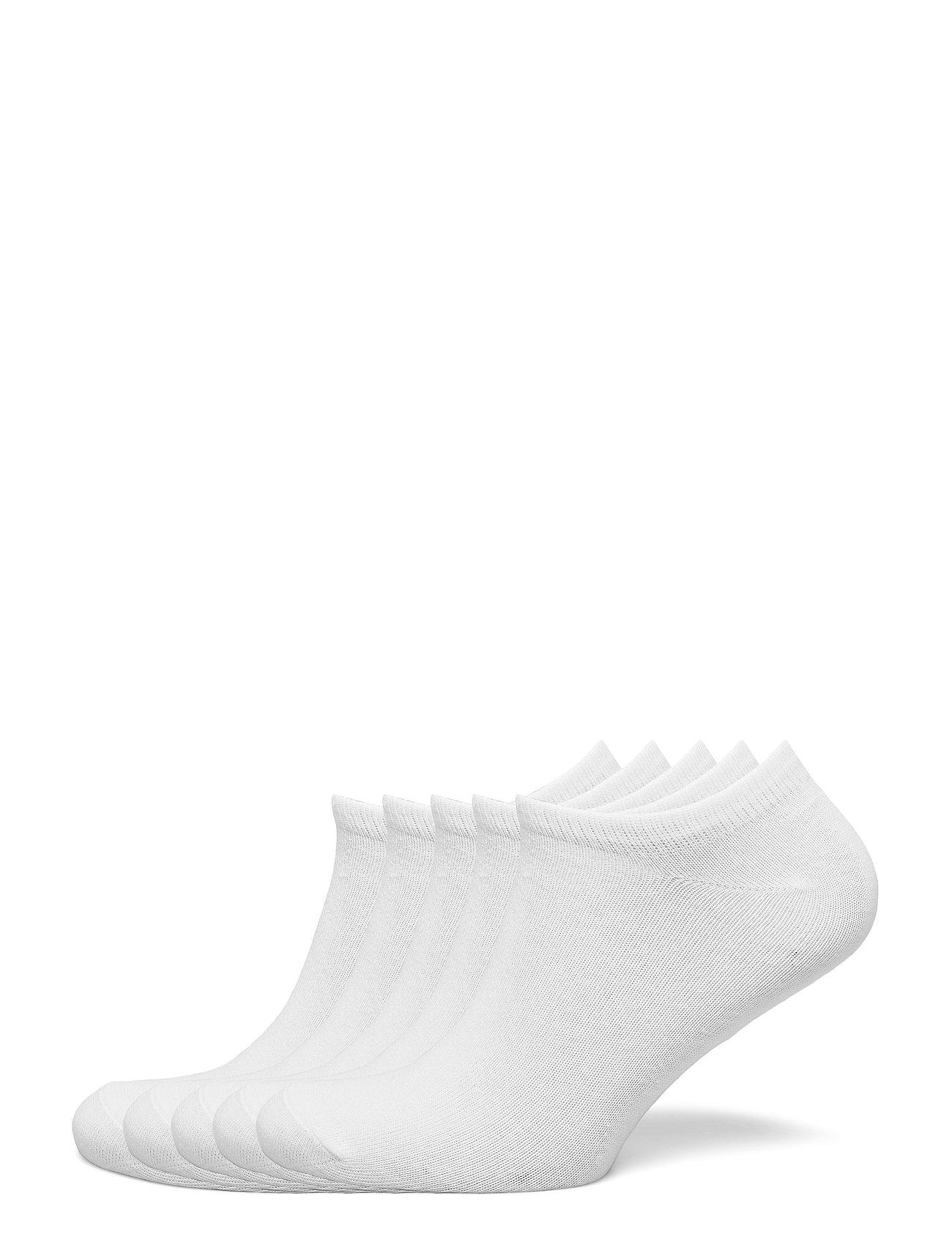 Boozt Merchandise Odense 5-pack sock - WHITE