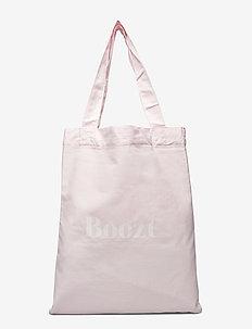 Boozt totebag - shoulder bags - lt pink