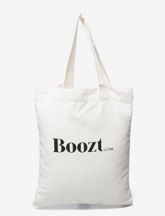 Boozt totebag - OFF WHITE