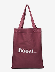 Boozt totebag - WINE RED