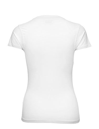 20a761f642d Womensstretchv-necktees/s (White) (129 kr) - Boozt Merchandise ...