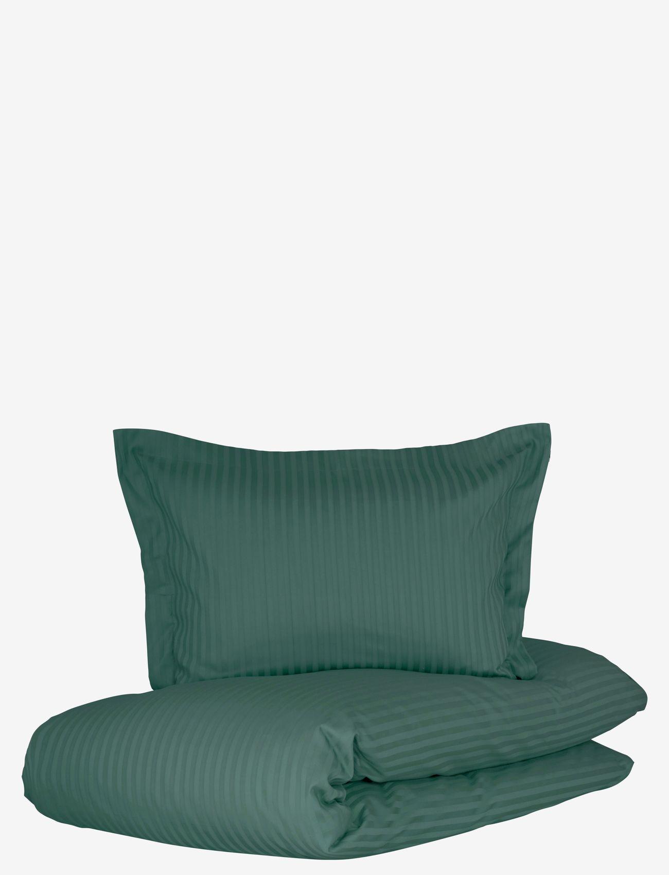 Borås Cotton - Harmony Organic - taies d'oreiller - smoke green - 0