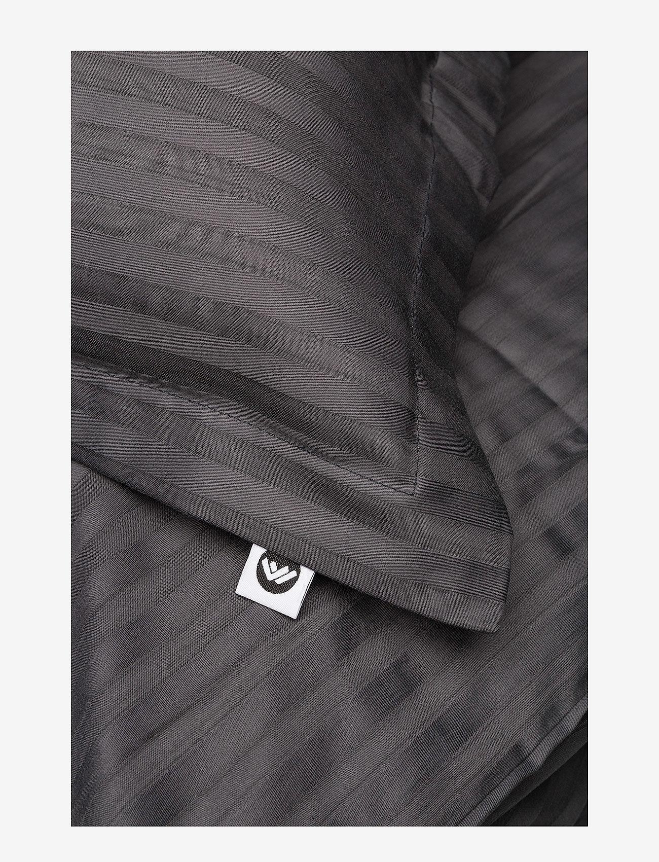 Borås Cotton Harmony Stripe - Sypialnia DARK GREY - Akcesoria