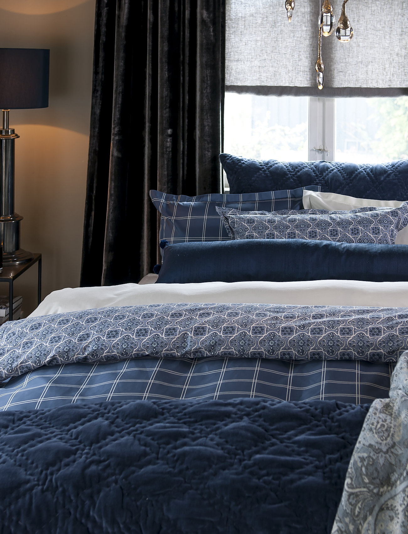 Borås Cotton Alphand - Sypialnia BLUE - Akcesoria