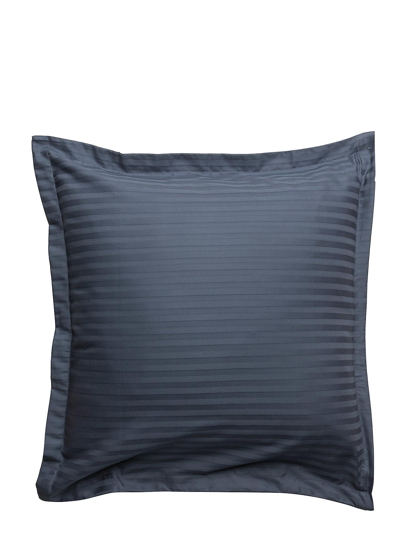 Borås Cotton Harmony Pillowcase - DARK BLUE