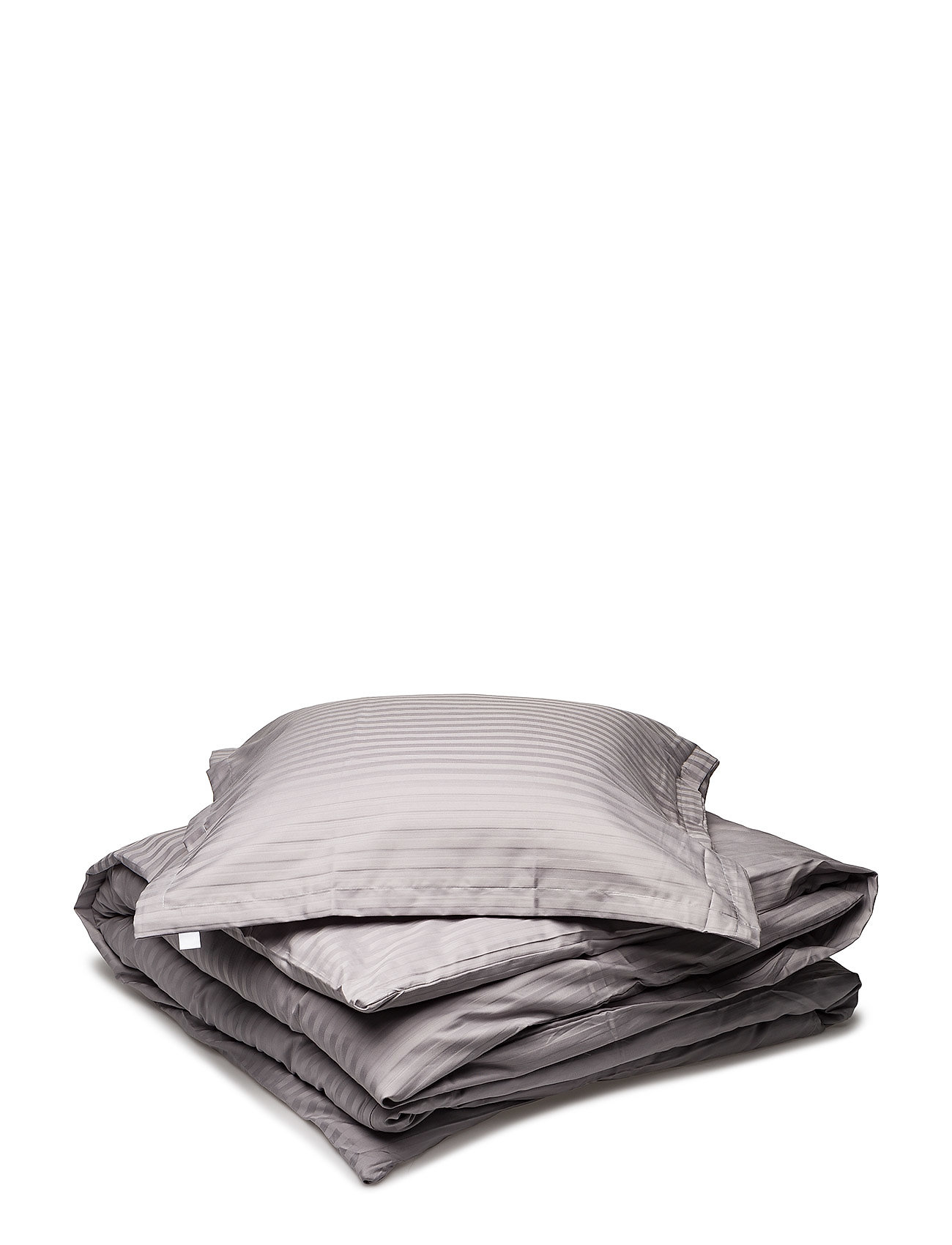 Borås Cotton Harmony Stripe - GREY