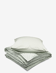 Borås Cotton - Cozy GOTS - sänglakan - green - 1