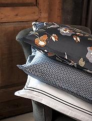 Borås Cotton - Lux - sänglakan - dark grey - 0