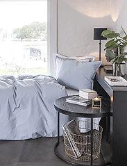 Borås Cotton - Lux - sänglakan - dark grey - 4