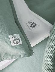 Borås Cotton - Cozy GOTS - sänglakan - green - 0