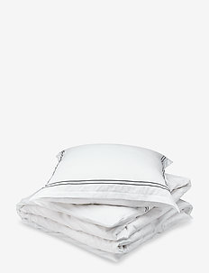 Lux - duvet covers - dark grey