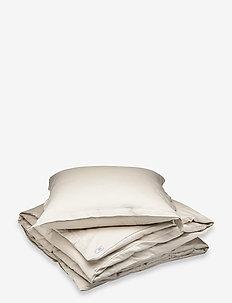 Grand - duvet covers - beige