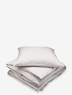 Cozy GOTS - duvet covers - grey