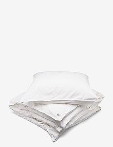 Cozy GOTS - sänglakan - white