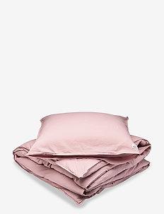 Cozy GOTS - duvet covers - pink