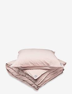 Breeze DUSTY PINK GOTS - sengesett - dusty pink