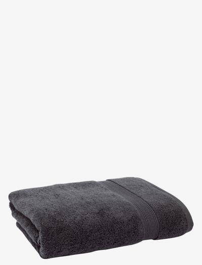 Zen - hand towels & bath towels - charcoal
