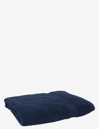 Zen - hand towels & bath towels - deep blue