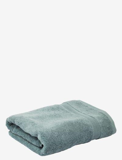 Zen - hand towels & bath towels - sea green