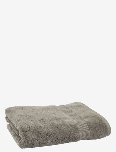 Zen - hand towels & bath towels - stone