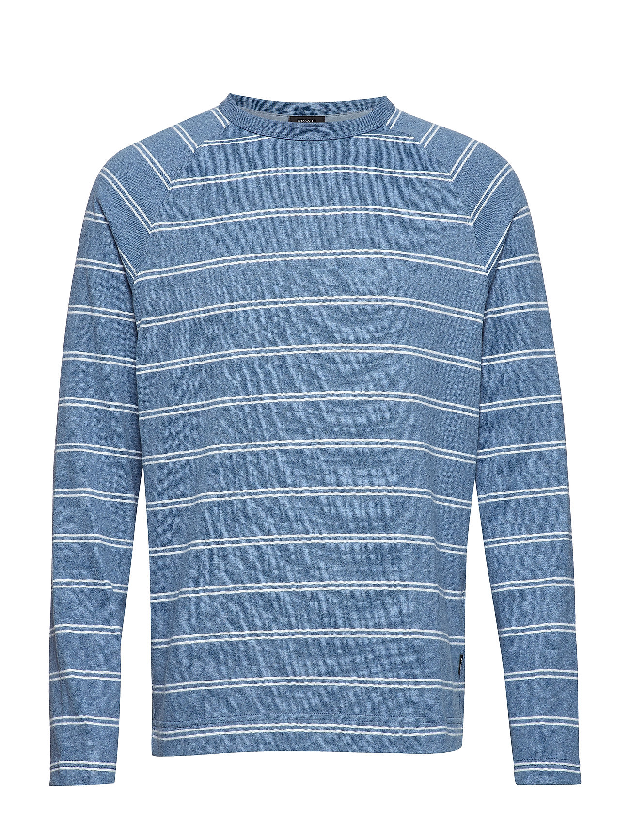 HUGO BOSS Terell 03 T-Langärmliges Hemd Blau BOSS BUSINESS WEAR