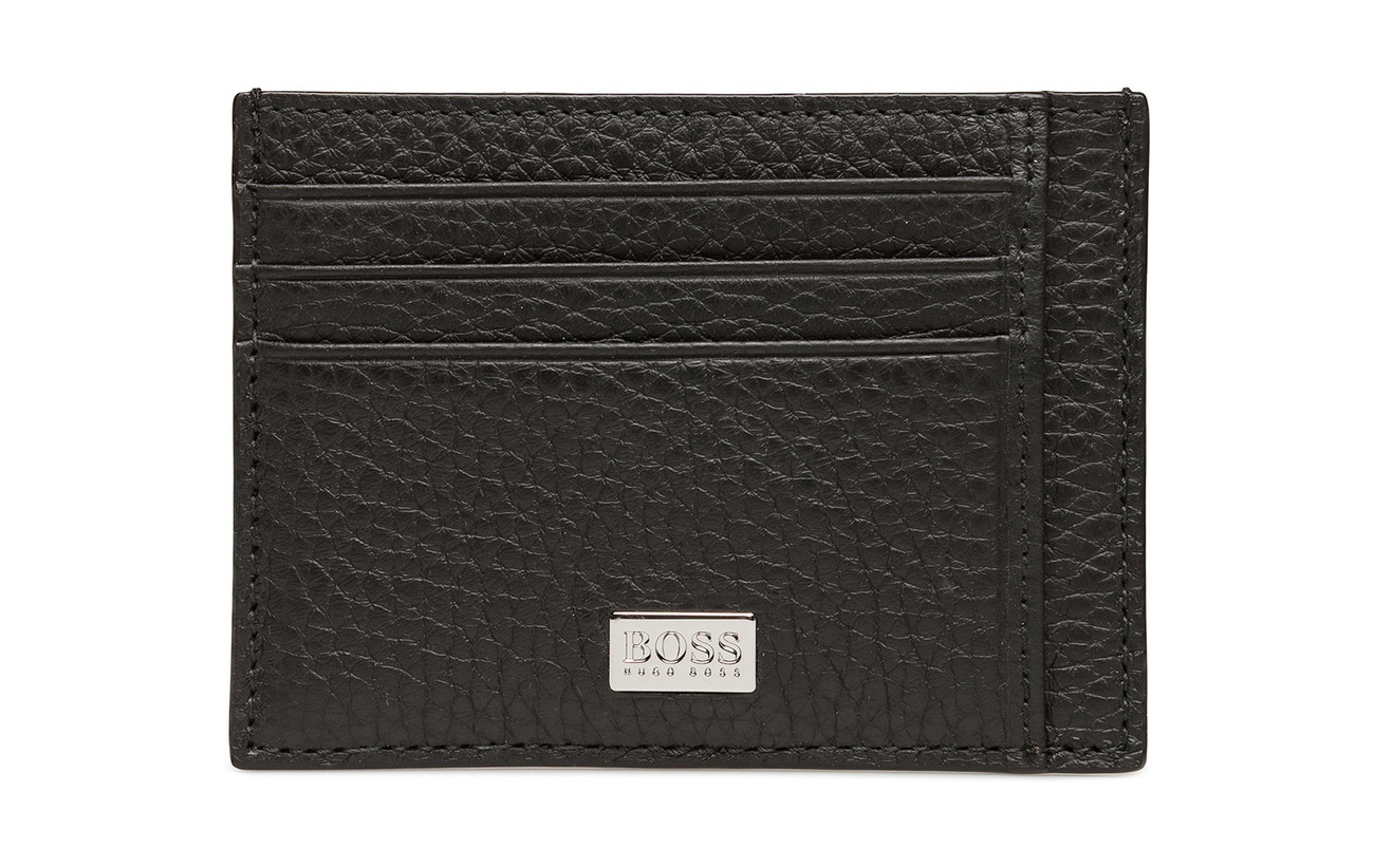 BOSS Business Crosstown_S card N - BLACK