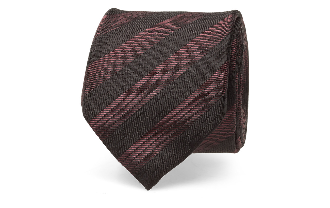 BOSS Business Wear T-Tie 6 cm - DARK RED