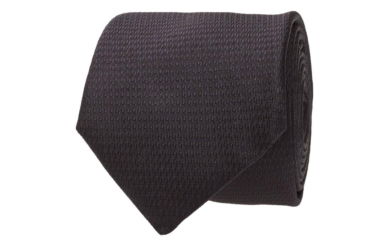 BOSS Business Wear Tie 7,5 cm - DARK BLUE