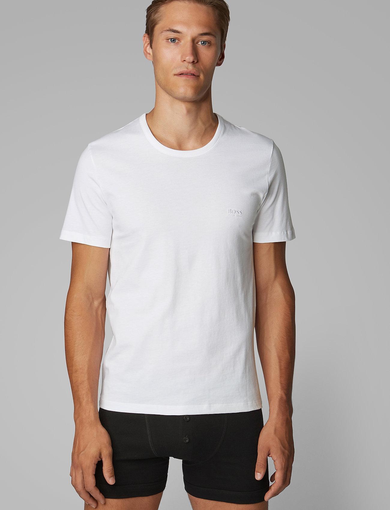 BOSS - T-Shirt RN 3P CO - multipack - white - 0