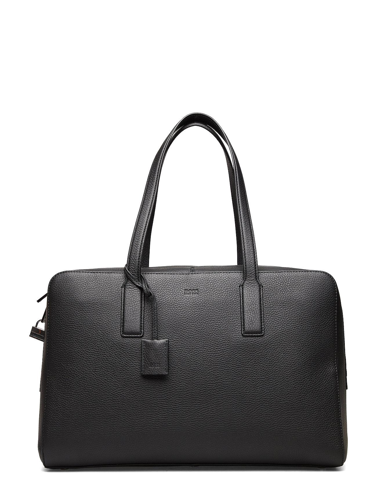 BOSS Business Wear Crosstown_Holdall - BLACK